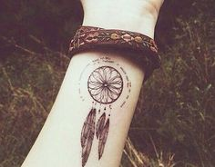 Dream-Catchers-Tattoo.jpg (550×430)