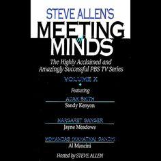 Meeting of Minds, Volume X - Steve Allen | News |317499876: Meeting of Minds, Volume X - Steve Allen | News |317499876 #News