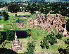 Historic Town of Sukhothai and Associated Historic Towns - UNESCO World Heritage Site