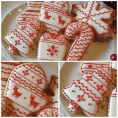 Nordic Sweater Cookie Set