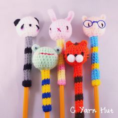 C Yarn Animals pen cozy. Check out this item in my Etsy shop https://www.etsy.com/listing/130580273/animal-pen-cozy