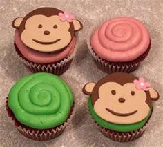 And more monkey cakes