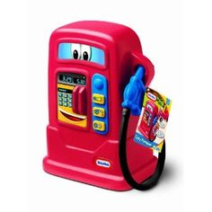 Gas pump to go with cozy coupe car