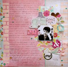 Made at Number 27: Life.Paper.Scrapbook | July Mood Board