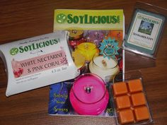 SoyL Scents Review & #Giveaway - Thrifty Nifty Mommy