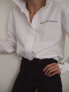 Shirts everyone needs to be talking about... and consequently wearing.     Johny be good
