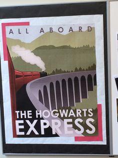 All Aboard the Hogwarts Express! Teen Programs, Hogwarts, Pride