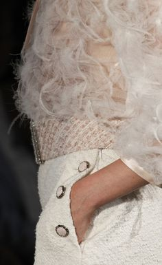 Chanel Couture fall winter 2012-2013