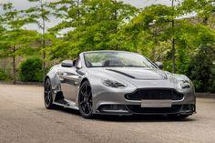 Aston Martin Unwraps Its One-Off Vantage GT12 Roadster