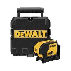 Dewalt DW083K Self-Leveling 3 Beam Laser Pointer