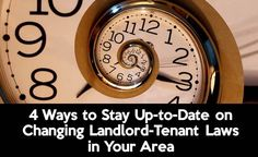 Since many landlord-tenant laws vary by state, it's imperative to know which laws apply to you. Find out the landlord-tenant laws that you should know! Landlord Tenant, Being A Landlord, Stay Up, Property Management, Destiny, Law, Change, Pit Bull, Heaven