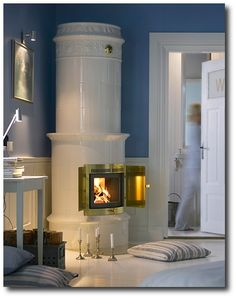 Contura Swedish tile stoves with modern technology A Nordic Design Staple  The Swedish Kakelugn Tile Stove  Part 1