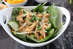 Thai Spinach Noodle Salad   The Gluten Free Vegan