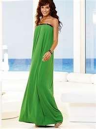 gorgeous long strapless summer maxi dresses