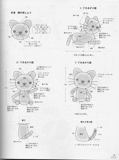 cats & friends - TODOAMIGURUMI - Picasa Web Albümleri