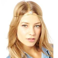 Greek Goddessrhinestone Headpiece Bohochic New