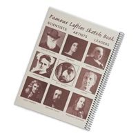 Famous Lefties Sketch book
