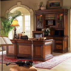 aspenhome Napa 3-Piece Office Set