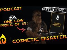 Spread the love - Compartir en Redes Sociales Battlefront 2's New Skins Are an Abomination! Today We Discuss how horrible the new cosmetics are in Star Wars Battlefront 2.
