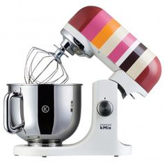 Kenwood kMix Food Mixer, Fire Cracker