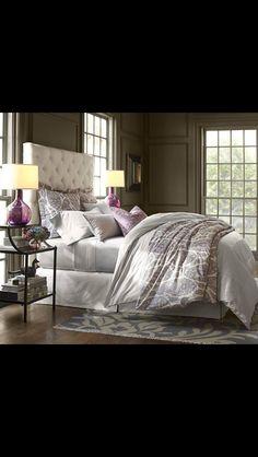 Beautiful bedroom ensemble