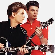 Phil Everly of the Everly Brothers passed away on 1.3.2013.  What vocal harmony these two had, and what an influence to many British and American musicians.