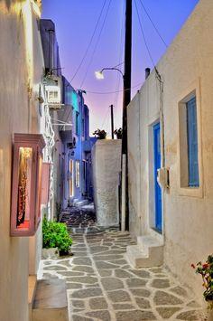 GREECE CHANNEL | Greek Street by Fabio Fargnoli, via 500px