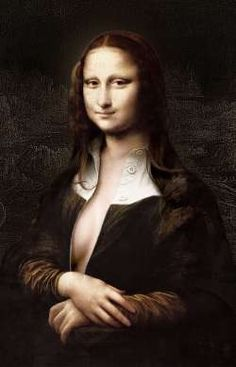Mona Lisa (150) | Marcianitos Verdes
