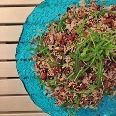 """""""Dear Mr. #ottolenghi, thank you for being such an inspiration! I would never think of putting two types of rice and quinoa together! It's full of flavours…"""""""
