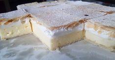 Sladké maškrty Archives - Page 2 of 38 - Recepty od babky Cheesecake, Food Porn, Salty Snacks, No Bake Cake, Vanilla Cake, Nutella, Camembert Cheese, Nom Nom, Sweet Tooth