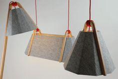 Designtree - Frankie floor lamp, Frankie double pendant, Frankie pendant