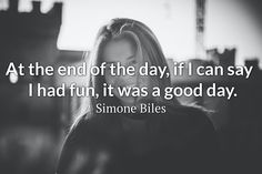 30 Fun Quotes to Inspire You to Enjoy Your Life Positive Outlook, Positive Words, Positive Mindset, When You Love, What You Can Do, Best Quotes, Life Quotes, Simone Biles, Perspective On Life