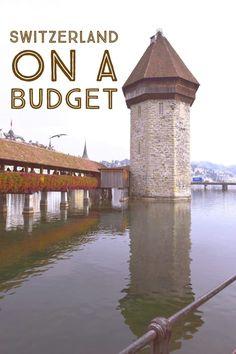 Switzerland on a budget