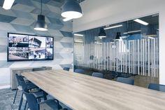 The Centre for Digital Innovation Offices by Chameleon Business Interiors, Hull – UK » Retail Design Blog