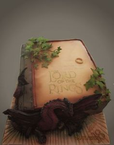 the lord of the rings cake - Cake by alison1966 - CakesDecor