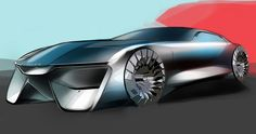 2030 Buick Diverge on Behance