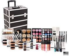 Looking for a professional makeup kit? Visit Makeup Artist Network and find the perfect makeup kit for all your beauty needs!