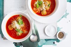 There's nothing quite as comforting as a big bowl of this soup on a cold winter night.
