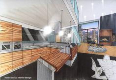 Progettazione Dinterni Fai Da Te : Fantastiche immagini in my hand rendering interior and product