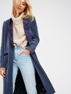 Velvet Dreams Jacket at Free People Clothing Boutique