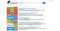 Swisscows.ch Un moteur de recherche Swiss made | ictjournal.ch