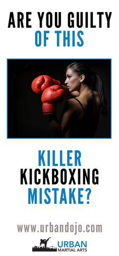 If you're making this killer kickboxing mistake, you could be robbing yourself of the full benefits kickboxing offers, and slowing down your progress. Learn about kickboxing classes in Brooklyn NY: http://urbandojo.com/kick