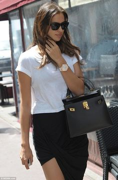 Irina Shayk / Hermes | Liked by - http://www.chinasalessite.com  – Wholesale Women's Clothes,Online Catalog,Ladies Clothing,Wholesale Women's Wear & Accessories