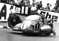 BMW Sidecar Championship Winner, 1970