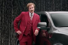 If 'Anchorman 2' Is as Good as These Ron Burgundy Dodge Ads, Then We're in Luck