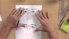 Chris Hart Art School: How to Draw Heads & Faces