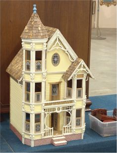 Victorian Dollhouses | Posted on March 29, 2011 by caitlinscharacters