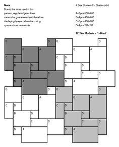 Slate Tile Patterns Available Tile Layout Patterns, Kitchen Floor Tile Patterns, Floor Patterns, Tile Floor, Paving Stone Patio, Paving Stones, Travertine Floors, Stone Flooring, Stone Patio Designs