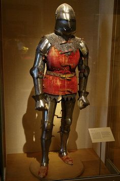 14th century armour   Flickr - Photo Sharing!