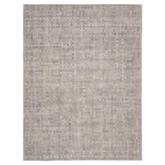 Hand-woven antiqued leather rug.  Product: RugConstruction Material: Leather, polyfelt and cottonCol...